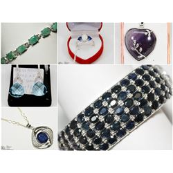FEATURED ITEMS: JEWELRY, SOME WITH COAS!
