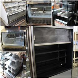 FEATURED ITEMS: DELI & BAKERY DISPLAY CASES