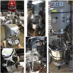 FEATURED ITEMS: COMMERCIAL & HOME MIXERS