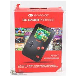 MY ARCADE GO GAMER PORTABLE RETRO HANDHELD