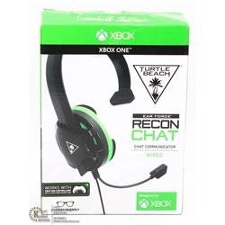 TURTLE BEACH EAR FORCE RECON CHAT HEADSET