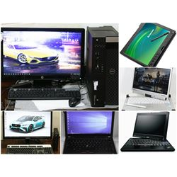 FEATURED ITEMS: COMPUTERS AND LAPTOPS