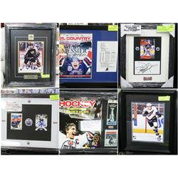 FEATURED ITEMS: HOCKEY MEMORABILIA