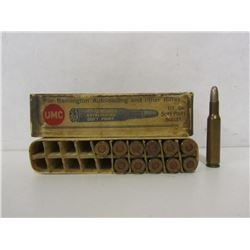 UMC 25REM AUTOLOADING SOFT POINT 12RNDS IN BOX