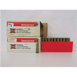 307 WINCHESTER AMMO 40 ROUNDS