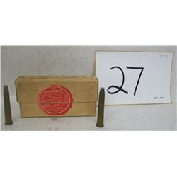REMINGTON UMC 32-40 AMMO