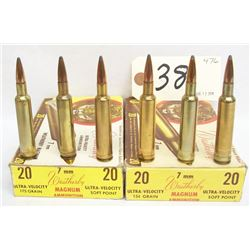 7MM WEATHERBY MAG AMMO