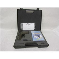 WALTHER CP99 .177CAL AIR PISTOL IN CARRYING CASE
