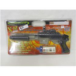 GAMESHOT X-12 TACTICAL AIRSOFT SHOTGUN