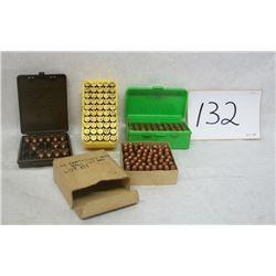 BOX LOT OF SURPLUS 9MM AMMO
