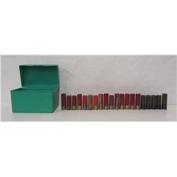 BOX OF 20 ASSORTED 12GA TURKEY LOADS