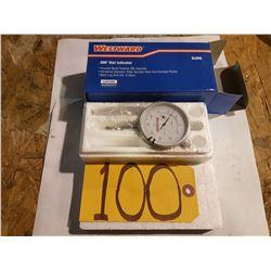 "Westward Dial Indicator .500"""
