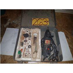 Sears/Craftman Dremmel kit (Tested)