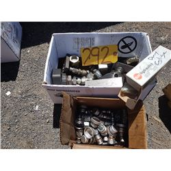 Boxes of Hydraulic piece