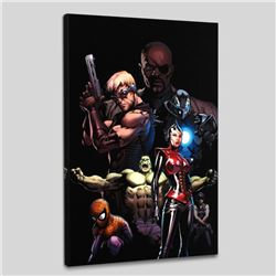 Ultimate Avengers #3 by Marvel Comics