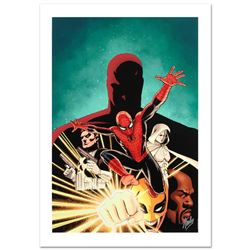 Shadowland #1 by Stan Lee - Marvel Comics