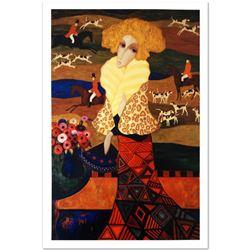 Tapestry Of The Hunt by Smirnov (1953-2006)
