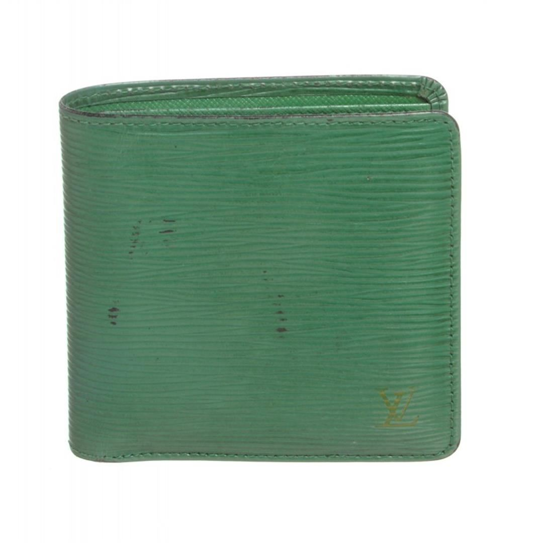 39b43d053cfe Image 1   Louis Vuitton Green Epi Leather Marco Mens Wallet ...