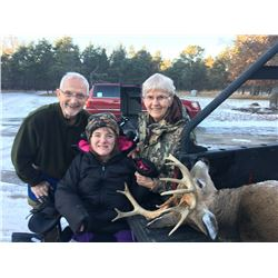 Jim & Janet Leonard Safari Youth Wish Hunt Sponsorship