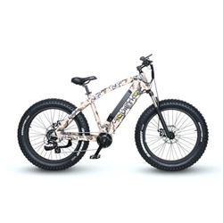 QuietKat Warrior 1000, All Terrain All Electric Mountain Bike