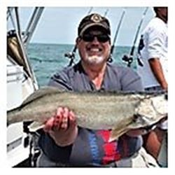 Lake Erie Walleye Charter for 4