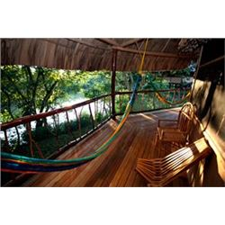 Belize Jungle exploration for 2 people, 8-days/7-nights at Cotton Tree Lodge