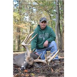 "Xtreme World Class Whitetails, 3-day, SCI 180"" to 200"" Class Whitetail Hunt for 2 hunters"
