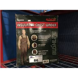 BUSHLINE OUTDOOR INSULATED CHEST WADERS