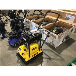 KING FORCE FORWARD PLATE COMPACTOR