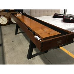 BARRINGTON BILLIARDS COMPANY SHUFFLE BOARD TABLE