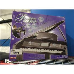 KIDS DIGITAL TOY PIANO