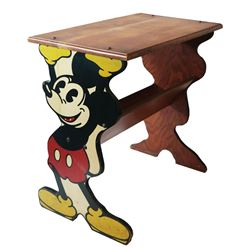 Mickey and Minnie Children's Desk.