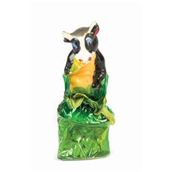"""Ferdinand the Bull"" Toy Candy Container."
