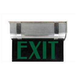 Walt Disney Studios Exit Sign.