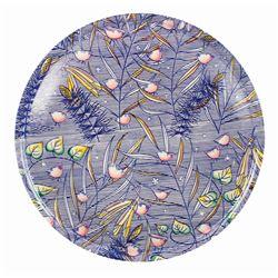 "Vernon Kilns ""Fairyland"" Plate."