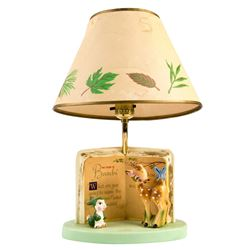 """The Story of Bambi"" Lamp"