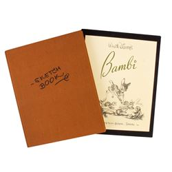 The Sketch Book Series - Bambi.