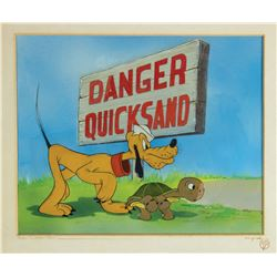 "Original Production Cel from ""Canine Patrol""."