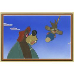 Song Of The South Original Production Cel.