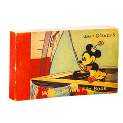 Minnie Mouse Moving Picture Flip Book.