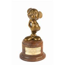 "Walt Disney Studios ""Mousecar"" Award."