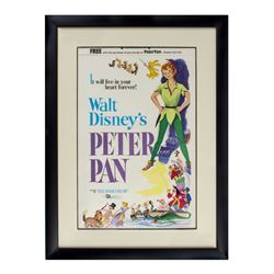 """Peter Pan"" Promotional Poster."