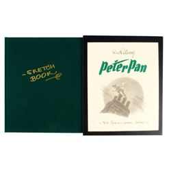The Sketch Book Series - Peter Pan.