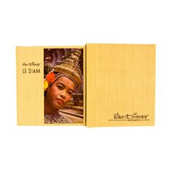 "Walt Disney's ""Le Siam"" Book."
