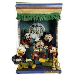 Disney Pelham Puppets Animated Store Display.