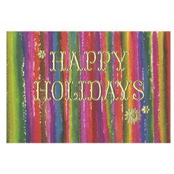 Mary Blair Signed Holiday Card.