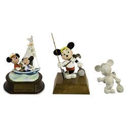 Pair of Mickey and Minnie Member Gifts with Prototype.