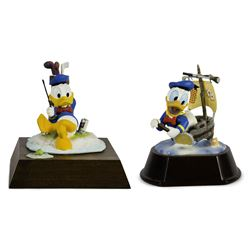 Pair of Donald Duck Member Gifts.