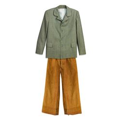 """Apple Dumpling Gang"" Clay O'Brien Jacket & Pants."