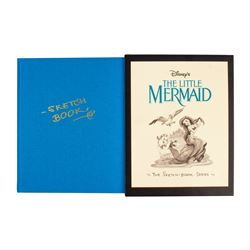 The Sketch Book Series - The Little Mermaid.